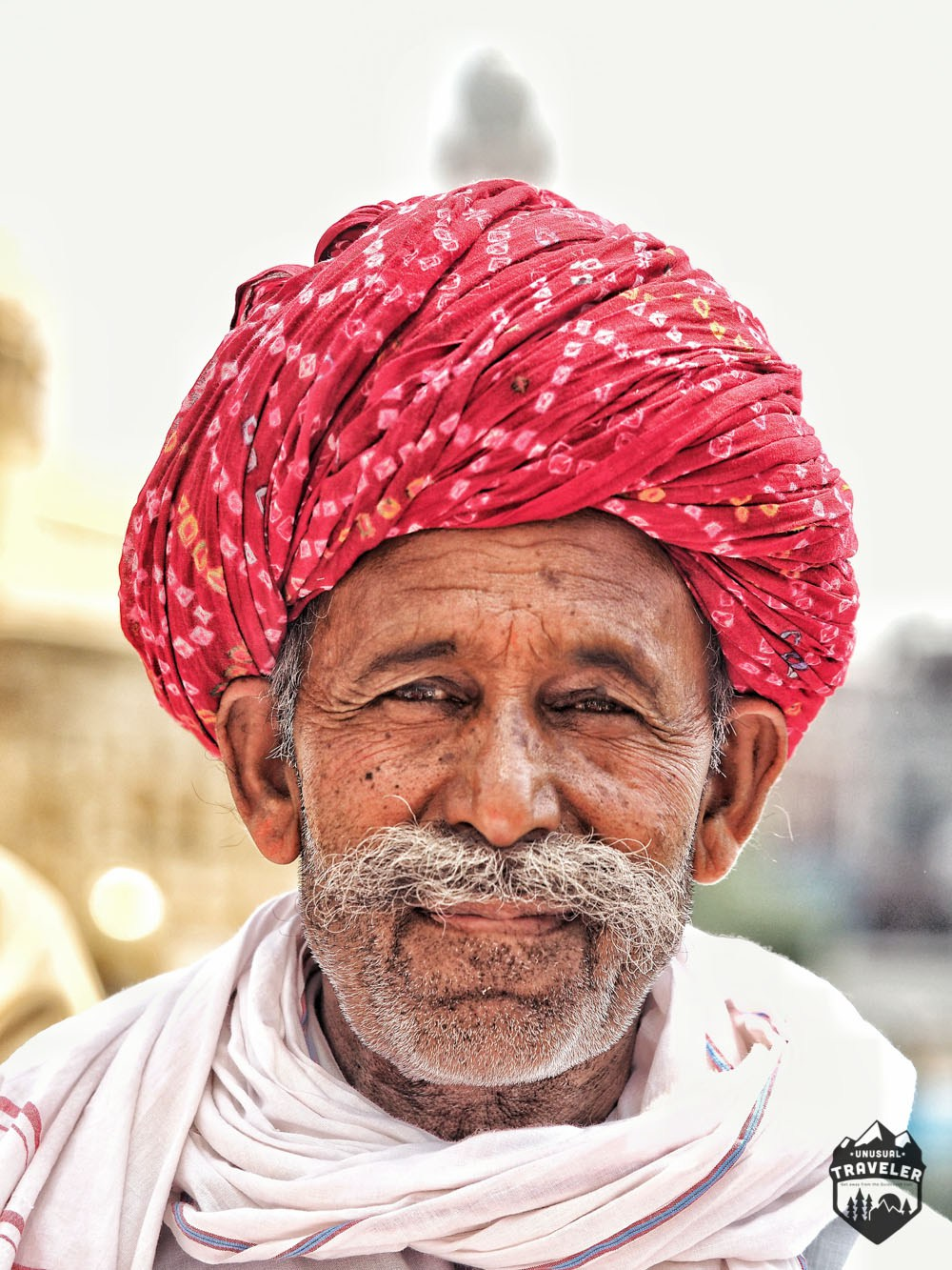 Smiles from Rajasthan - unusualtraveler.com