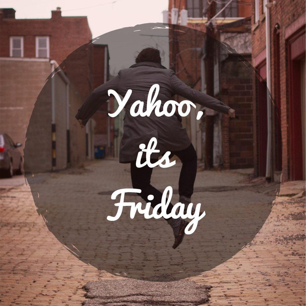 Yahoo It's Friday